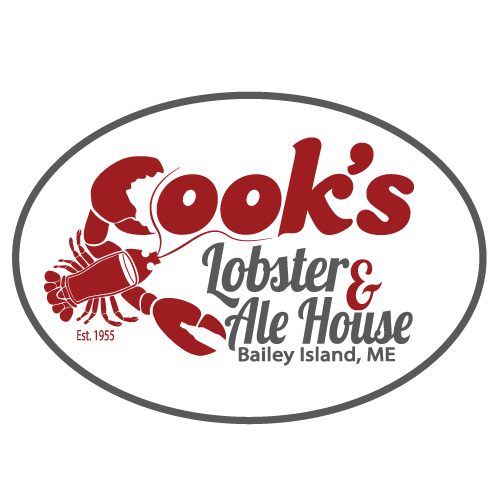 Cooks Lobster & Ale House Bailey Island Maine